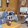 رئيس القضاء يلتقي السفير الأثيوبي بالخرطوم
